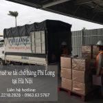 Dịch vụ thuê xe tải giá rẻ tại phố Khúc Hạo