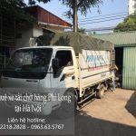 Dịch vụ thuê xe tải giá rẻ tại phố Kim Mã Thượng