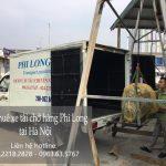 Cho thuê xe tải tại phố Hàng Chai