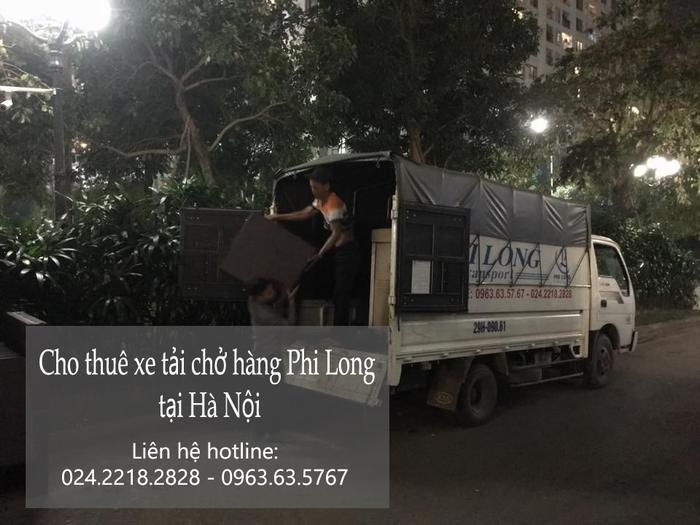 Dịch vụ thuê xe tải giá rẻ tại đường La Thành