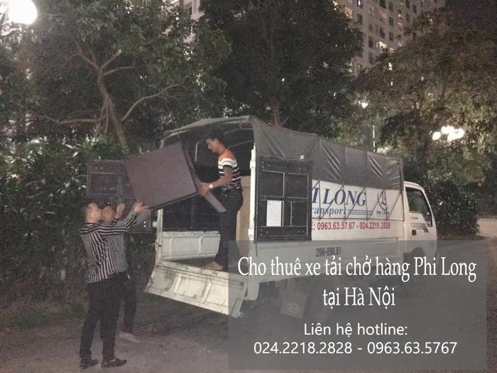 Cho thuê xe tải giá rẻ tại phố Hàng Tre