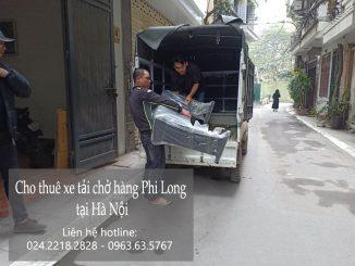 Dịch vụ thuê xe tải giá rẻ tại phố An Xá 2019