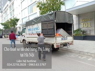 Dịch vụ cho thuê xe tải giá rẻ tại phố Lê Quý Đôn