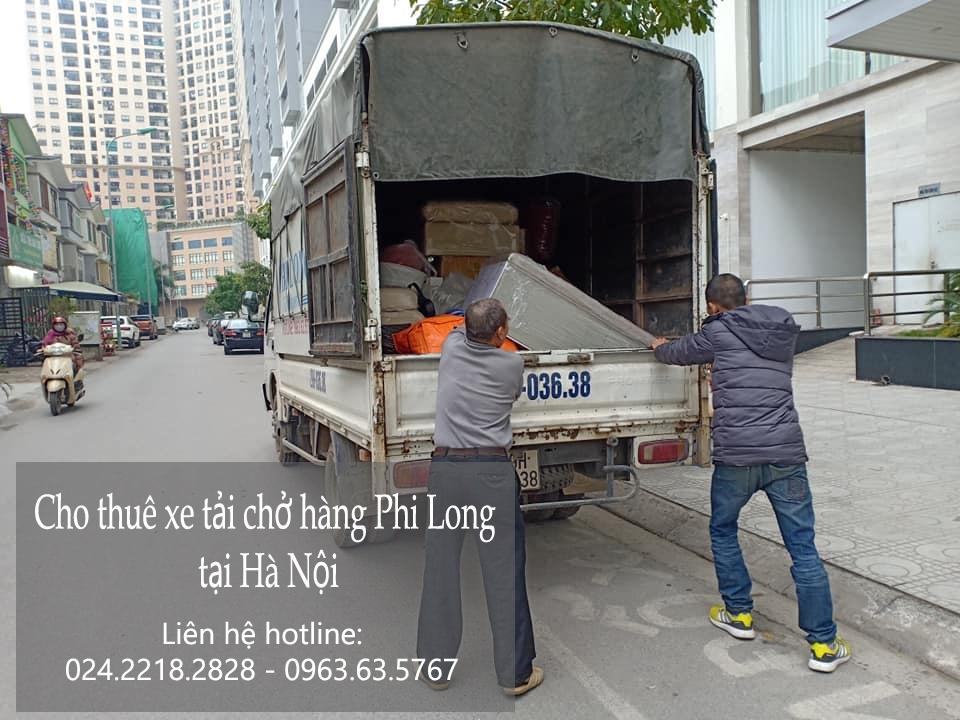 Cho thuê xe tải giá rẻ tại phố Mai Anh Tuấn