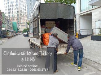 Cho thuê xe tải tại phố Nguyễn Phạm Tuân