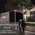 Dịch vụ cho thuê xe tải giá rẻ tại phố Nguyễn Mậu Tài