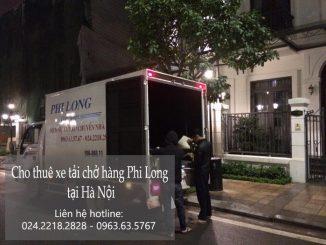 Cho thuê xe tải giá rẻ tại phố Nguyễn Mậu Tài