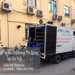 Cho thuê xe tải giá rẻ tại phố Đào Văn Tập