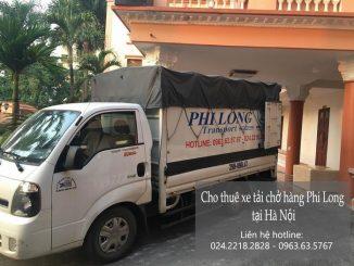 Dịch vụ thuê xe tải giá rẻ tại phố Nguyễn An Ninh