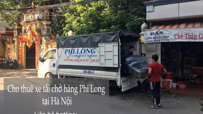 Dịch vụ thuê xe tải giá rẻ tại phố Mai Hắc Đế