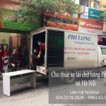 Dịch vụ cho thuê xe tải giá rẻ tại phố Hà Huy Tập