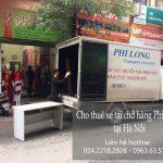 Dịch vụ thuê xe tải giá rẻ tại đường Nguyễn Phong Sắc