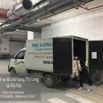 Dịch vụ cho thuê xe tải giá rẻ tại phố Dương Hà.