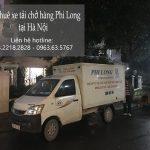 Dịch vụ thuê xe tải giá rẻ tại đường Hoàng Tăng Bí