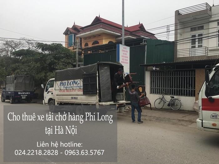 Cho thuê xe tải giá rẻ tại phố Mai Chí Thọ