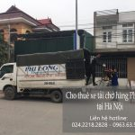cho thuê xe tải giá rẻ tại phố Xuân Đỗ