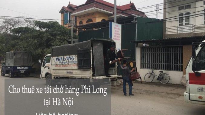 Dịch vụ thuê xe tải giá rẻ tại phố Nguyễn Thị Định