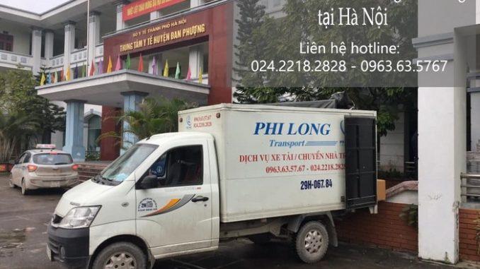 Cho thuê xe tải giá rẻ tại phố Chính Trung