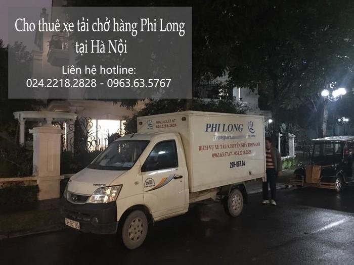 Dịch vụ thuê xe tải tại đường Nguyễn Quốc Trị