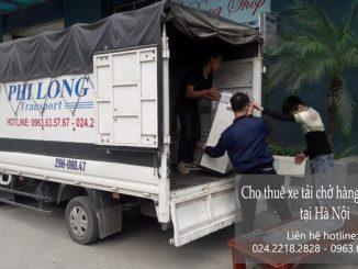 Cho thuê xe tải giá rẻ tại phố Nguyễn Lam