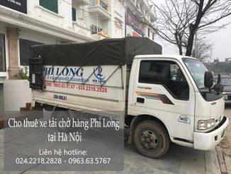 Dịch vụ thuê xe tải giá rẻ tại phố Khúc Thừa Dụ