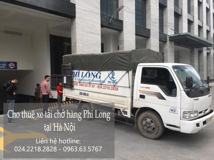 Dịch vụ thuê xe tải tại phố Hoàng Sâm