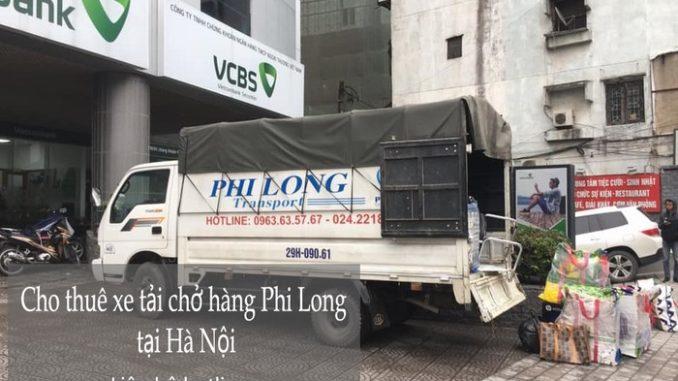 Dịch vụ thuê xe tải giá rẻ tại phố Mạc Thái Tông