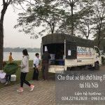 Dịch vụ cho thuê xe tải giá rẻ tại phố Cao Thắng 2019