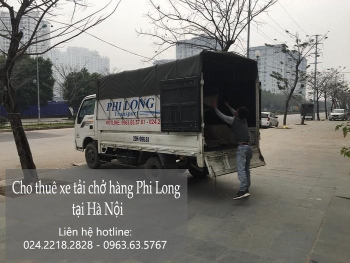 Dịch vụ thuê xe tải tại phố Lê Văn Lương