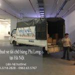 Cho thuê xe tải giá rẻ tại phố Ngô Thì Sĩ