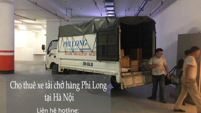 Dịch vụ cho thuê xe tải tại phố Ngô Thì Sĩ