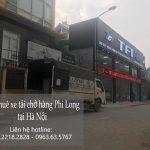 Dịch vụ cho thuê xe tải giá rẻ tại phố Phú Thị