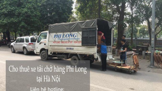 Dịch vụ thuê xe tải giá rẻ tại phố Hàng Khoai