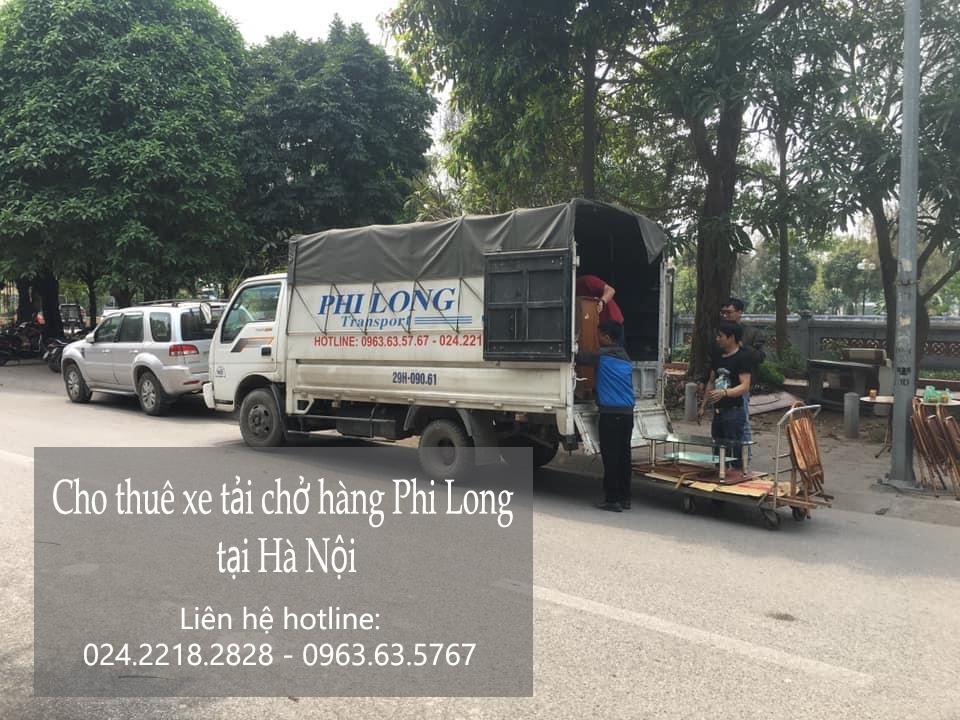 Dịch vụ thuê xe tải giá rẻ tại phố Lãn Ông