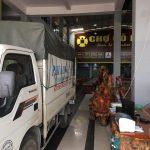 Cho thuê xe tải giá rẻ tại phố Dương Lâm