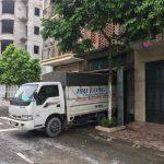 Dịch vụ cho thuê xe tải giá rẻ Phi Long tại phố Đống Mác