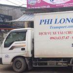 Dịch vụ thuê xe tải giá rẻ tại đường Gia Lương
