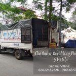 Dịch vụ thuê xe tải giá rẻ tại phố Trần Hữu Dực 2019