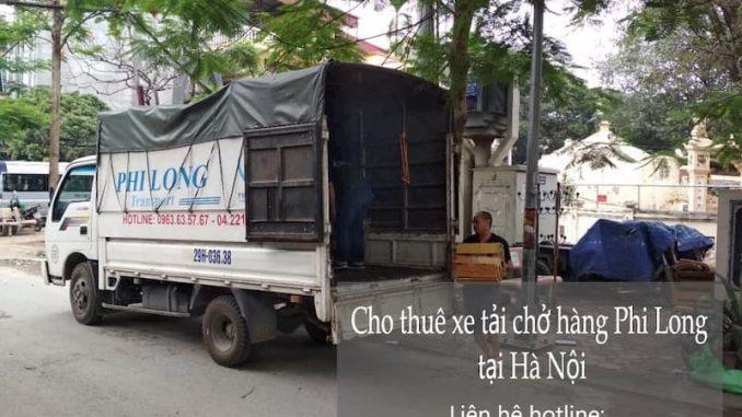 Dịch vụ thuê xe tải giá rẻ tại phố Trần Hữu Dực