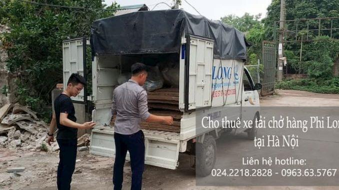 Dịch vụ thuê xe tải giá rẻ tại phố Quảng Khánh