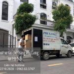 Dịch vụ thuê xe tải giá rẻ tại phố Lê Quang Đạo 2019