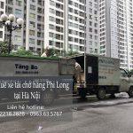 Thuê xe tải giá rẻ tại phố Nguyễn Xuân Nguyên 2019