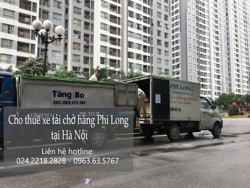 Thuê xe tải giá rẻ tại phố Nguyễn Xuân Nguyên