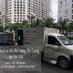Dịch vụ thuê xe tải giá rẻ tại phố Cương Kiên 2019