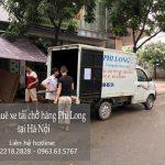 Thuê xe tải giá rẻ tại phố Hàng Chĩnh 2019