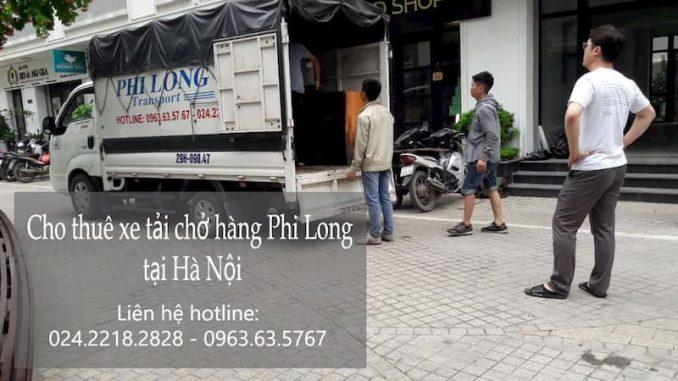 Dịch vụ thuê xe tải giá rẻ tại phố Tây Đăm