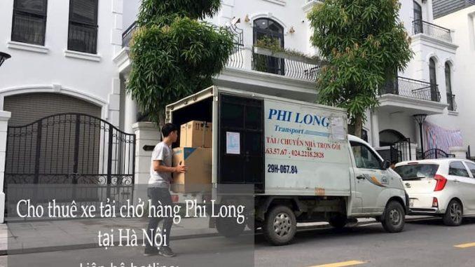 Dịch vụ thuê xe tải tại phố Lê Quang Đạo