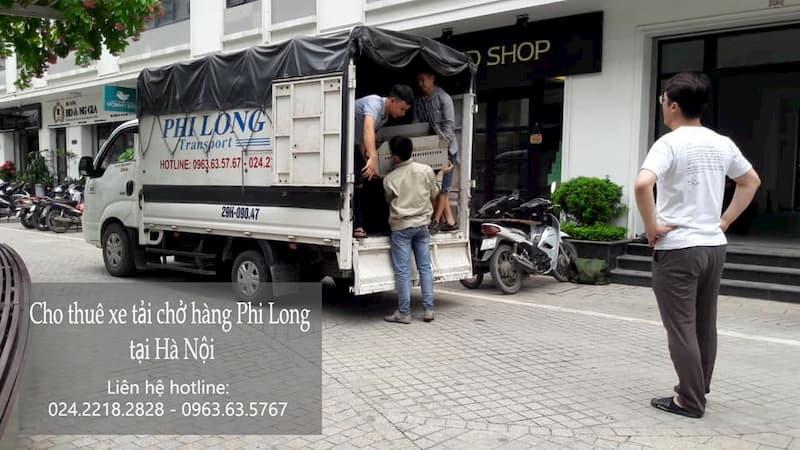 Dịch vụ thuê xe tải giá rẻ tại phố  Lê Văn Hiến