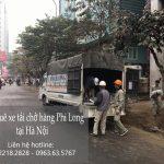 Taxi tải Phi Long tại phố Nguyễn Xuân Yêm