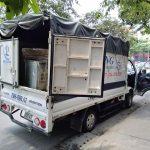 Thuê xe tải giá rẻ Phi Long tại phố Cổ Linh